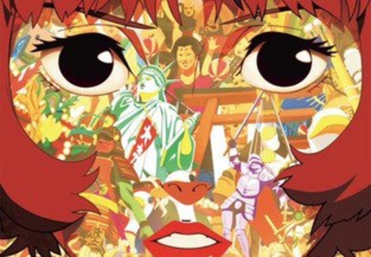 Your brain on anime!