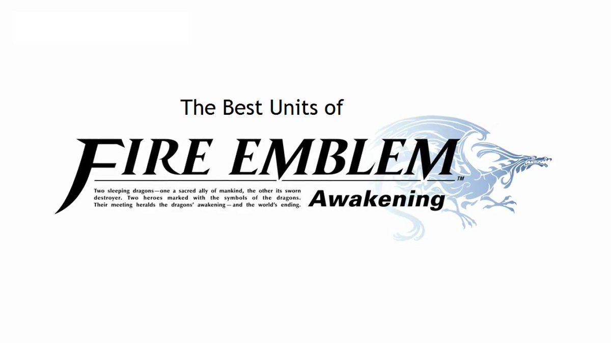 Best Units of Fire Emblem: Awakening