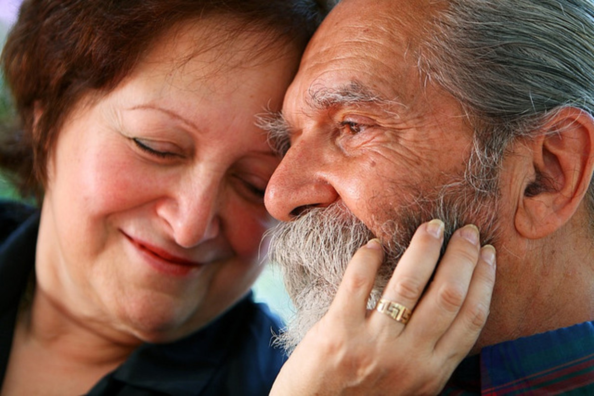 Romance Tips for Older Couples