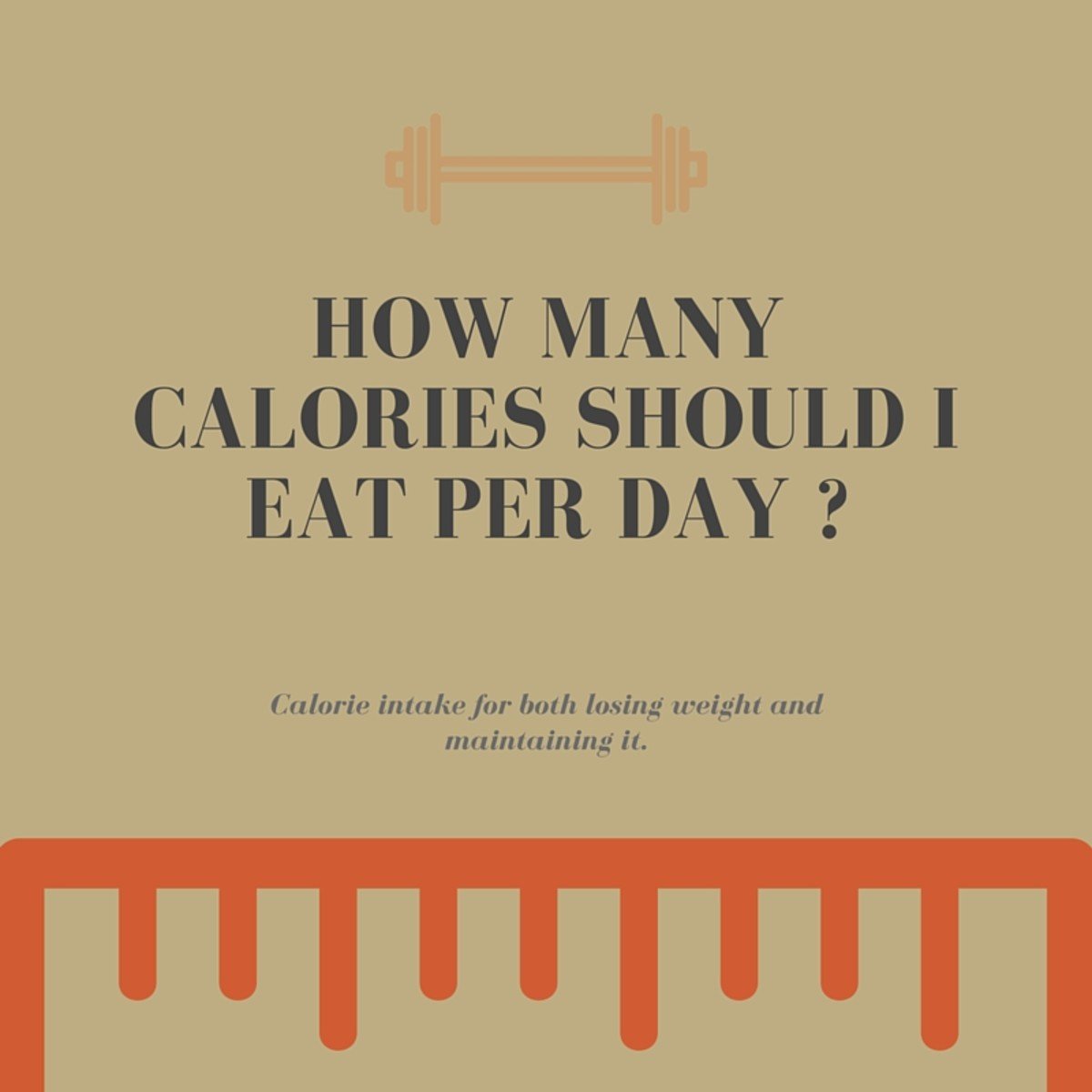 How Many Calories I should Eat to Lose Weight