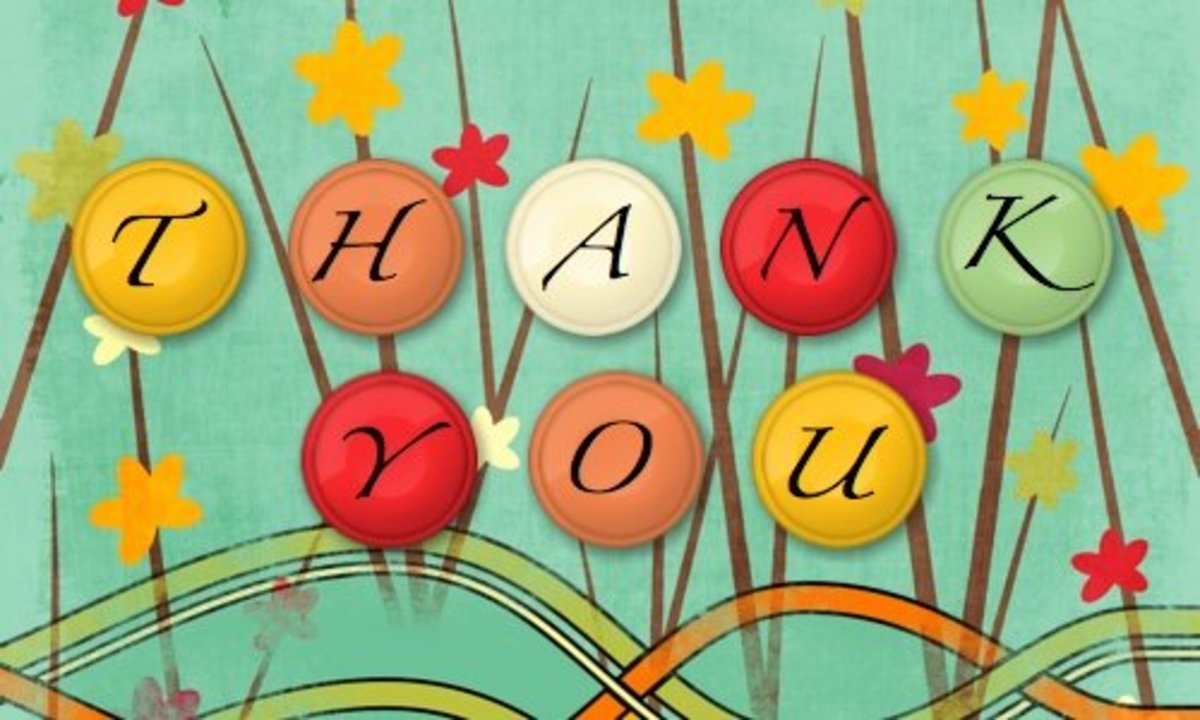What to Write Inside a Thank You Note
