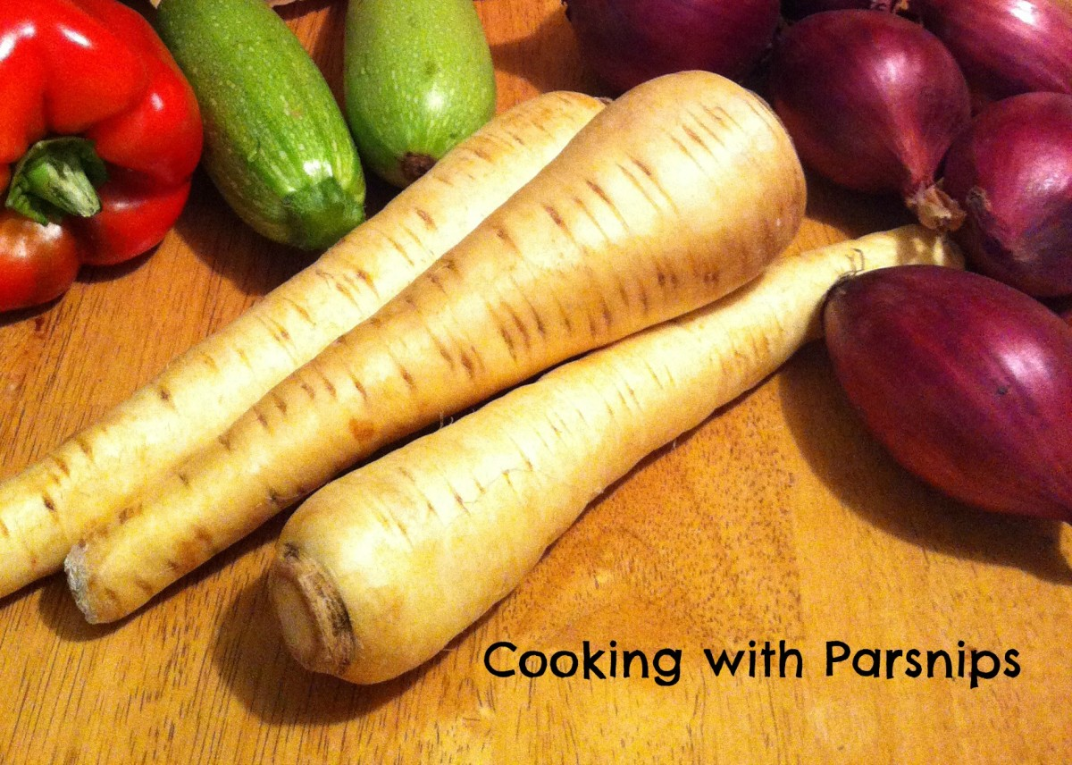 Easy and Delicious Ways to Prepare Parsnips