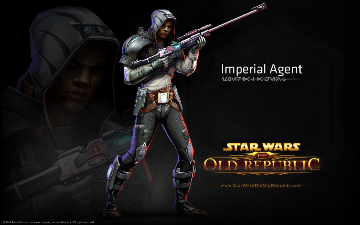 Imperial Agent SWTOR Companion Gift Guide