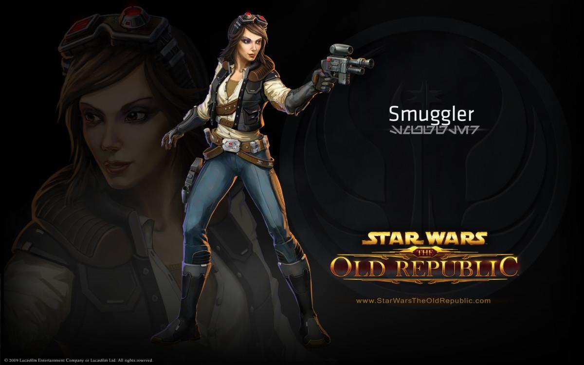 Smuggler SWTOR Companion Gift Guide