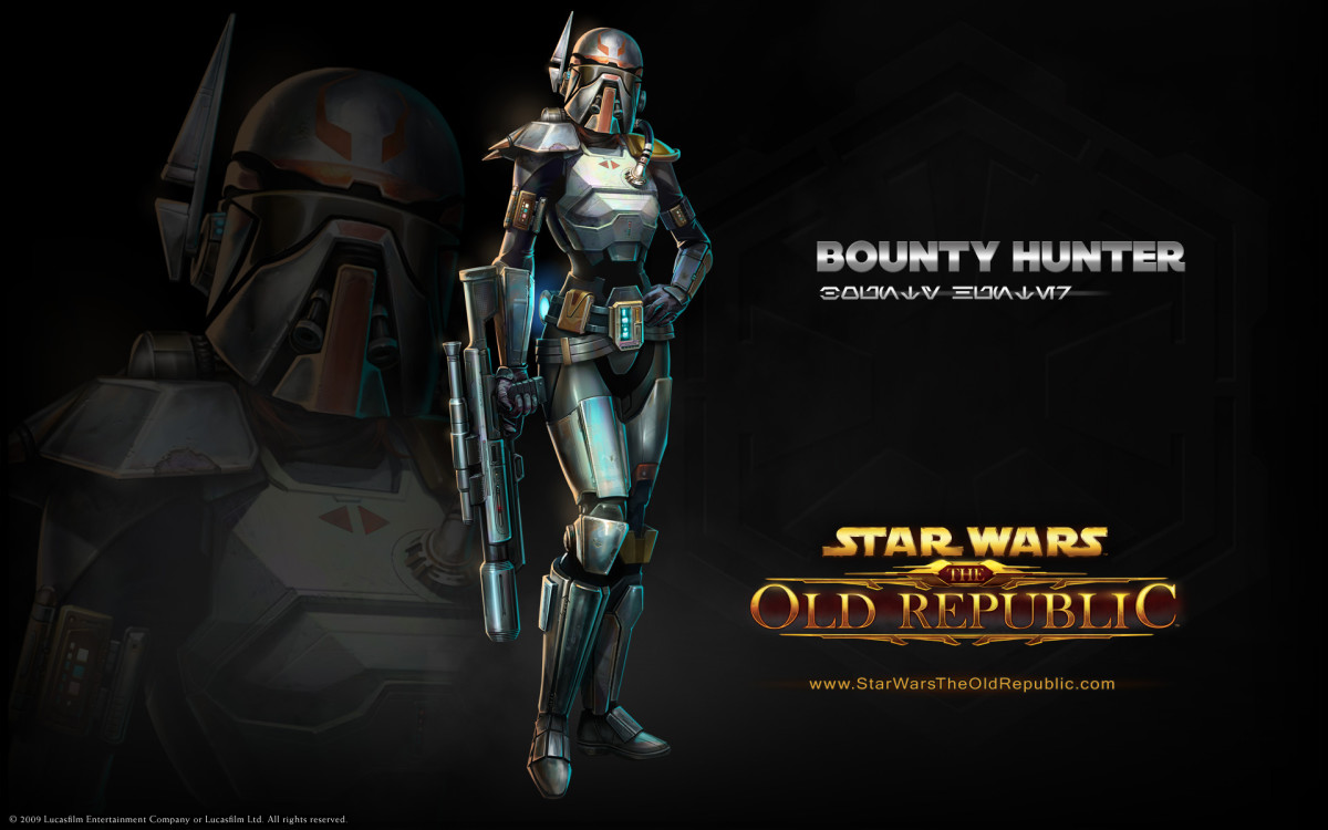 Bounty Hunter SWTOR Companion Gift Guide