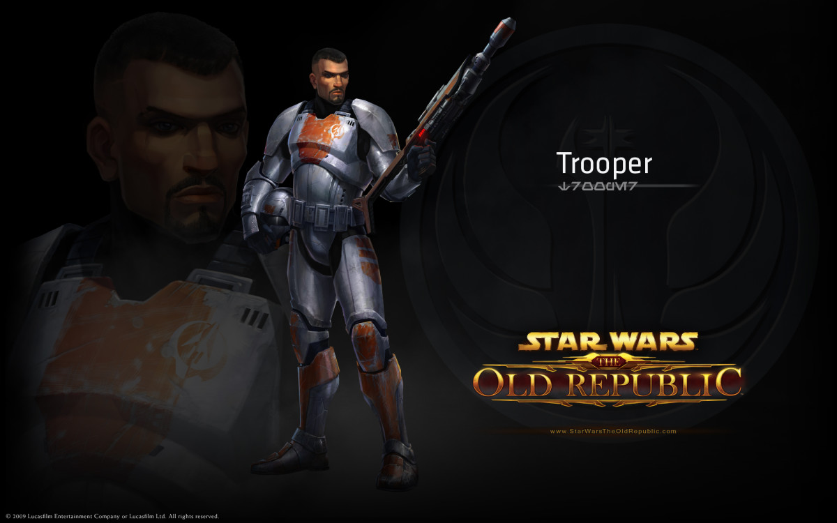 Trooper SWTOR Companion Gift Guide