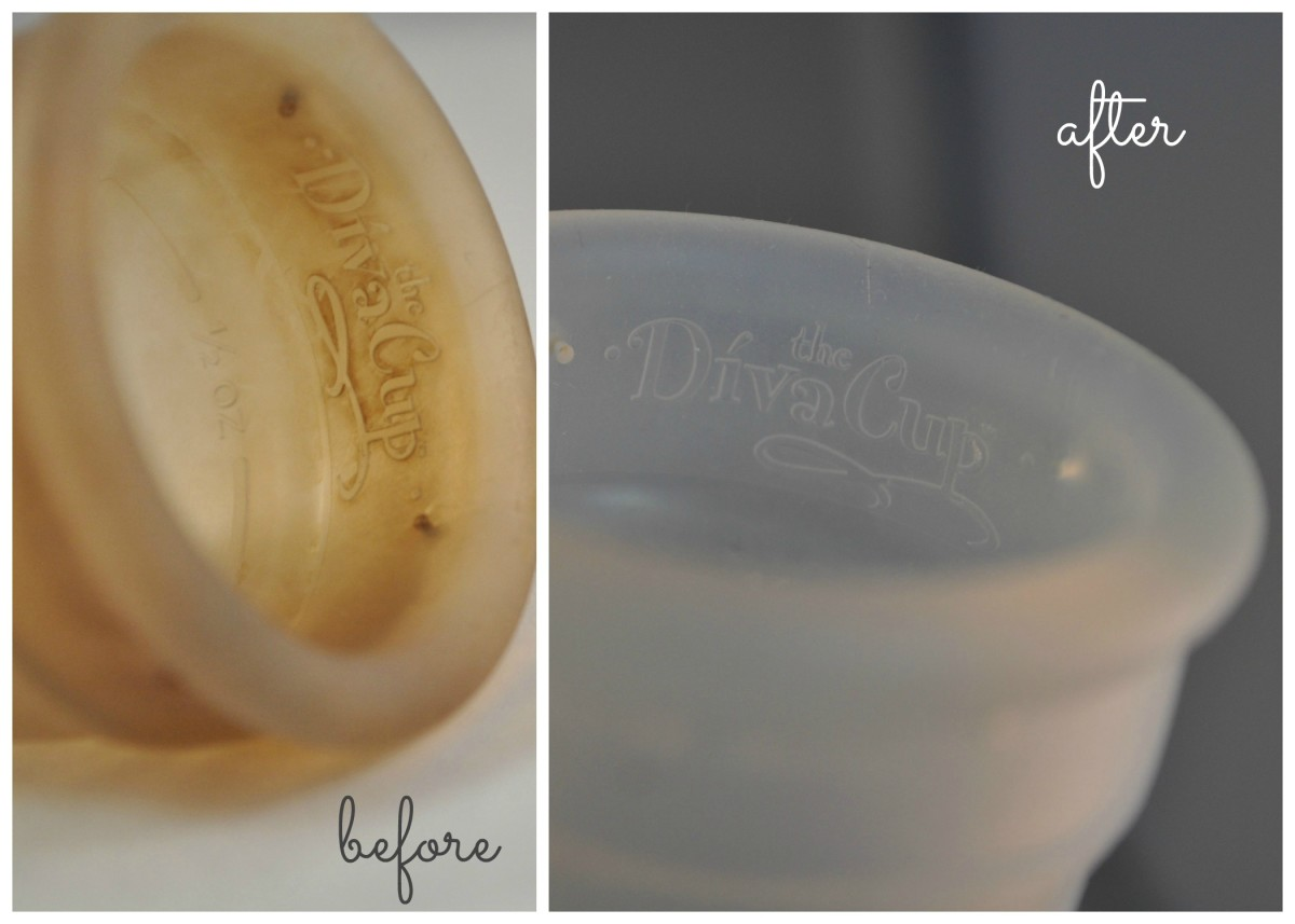 Best Ways to Remove Stains From Diva Silicone Menstrual Cups: My Tips