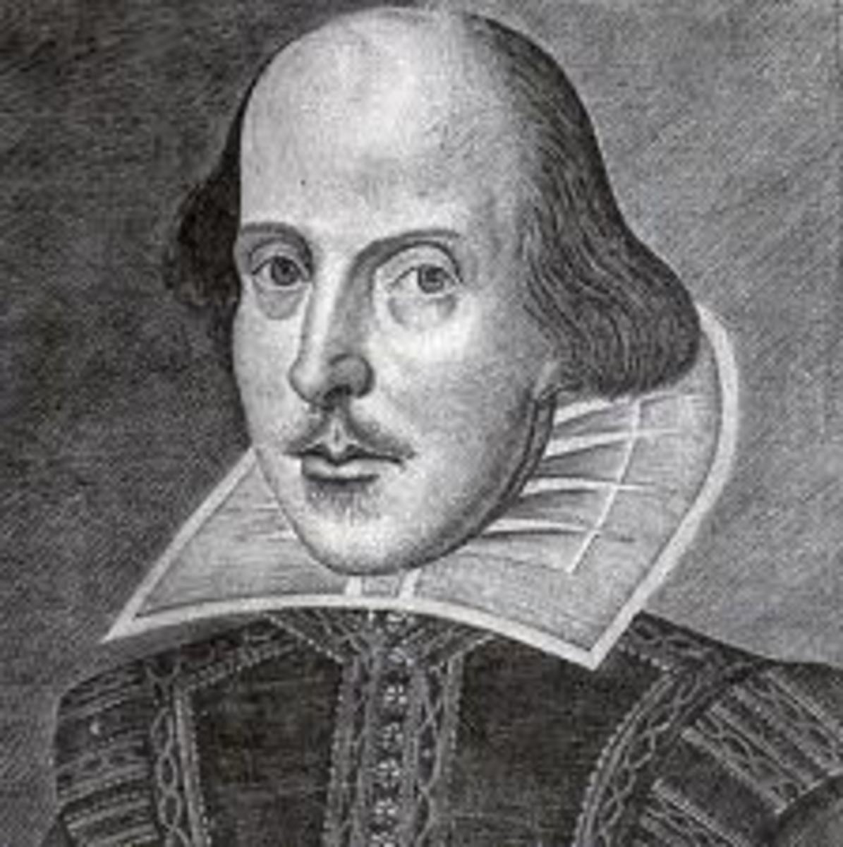 William Shakespeare is one of the most influential poets in literature.