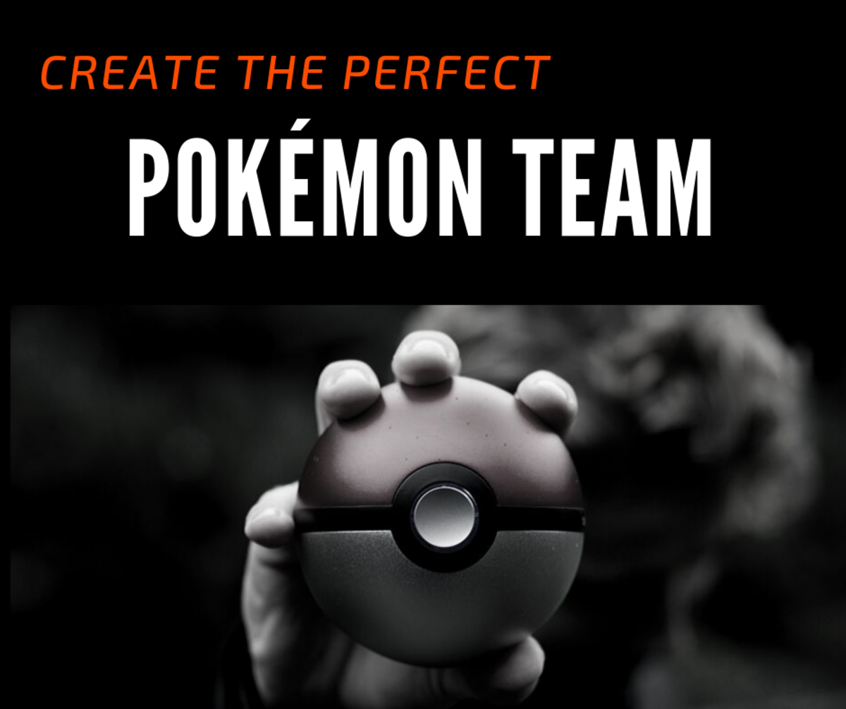 How To Put Together A Great Pokemon Team Levelskip Video Games
