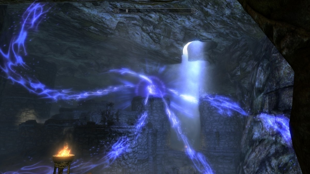 Level Up in Skyrim: Magic