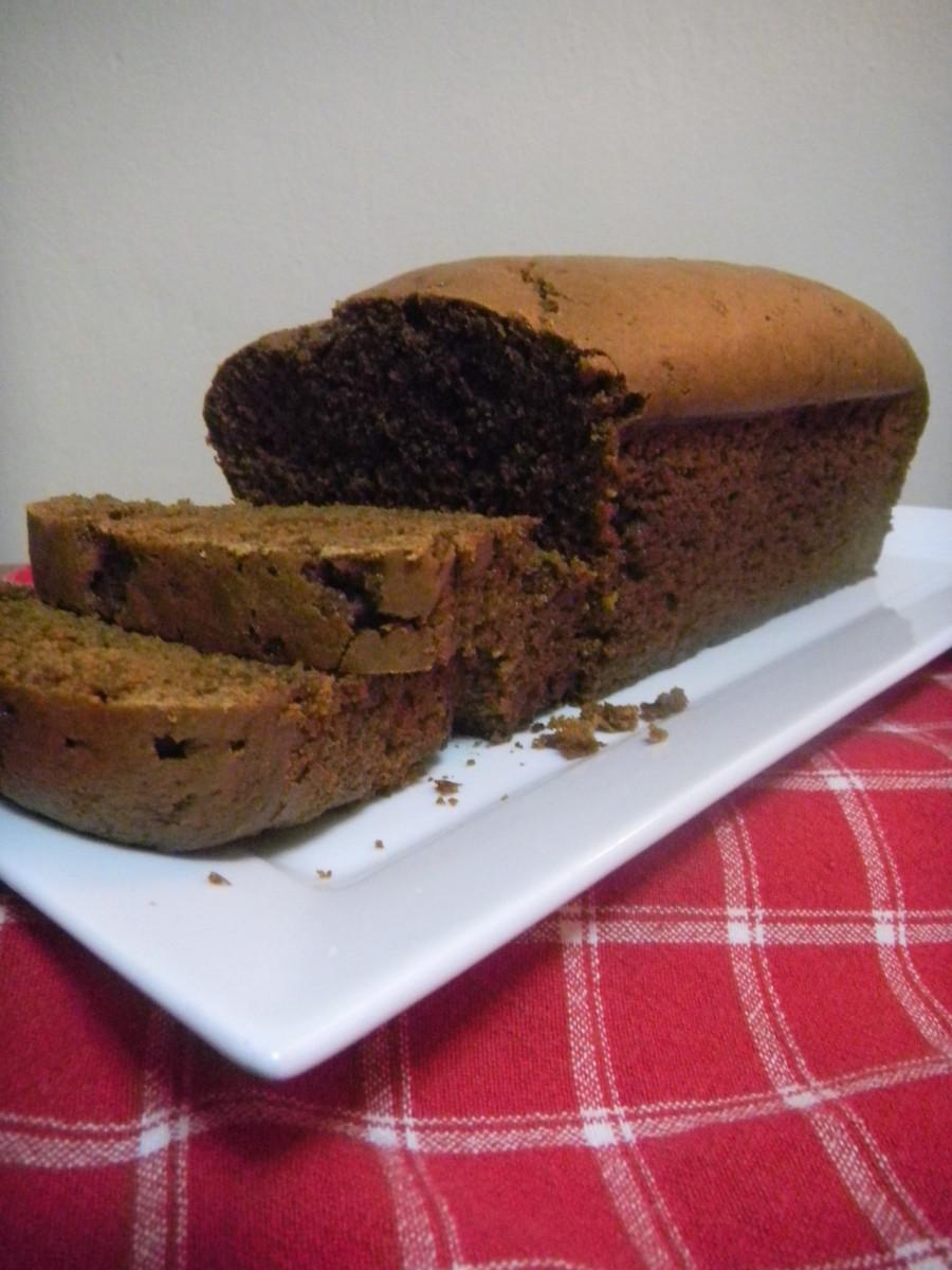 Jamaican ginger cake recipe