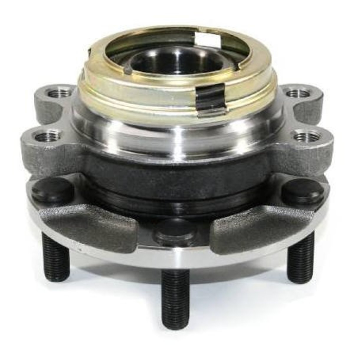 DIY Nissan Murano / Quest Front Wheel Bearing Hub Replacement