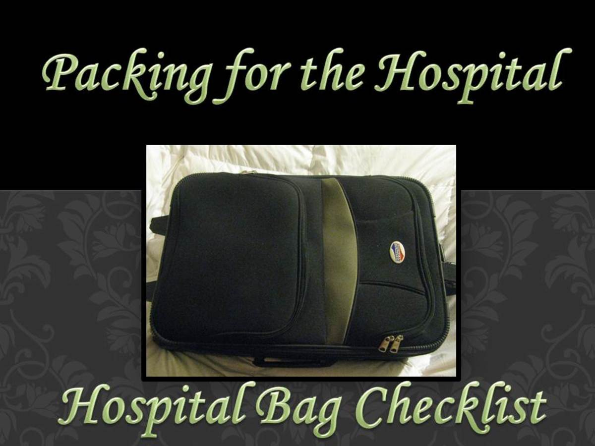 What you need in the hospital for the baby