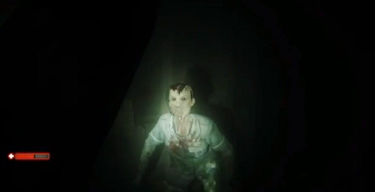 ZombiU walkthrough, Part Nineteen: Beneath the nursery
