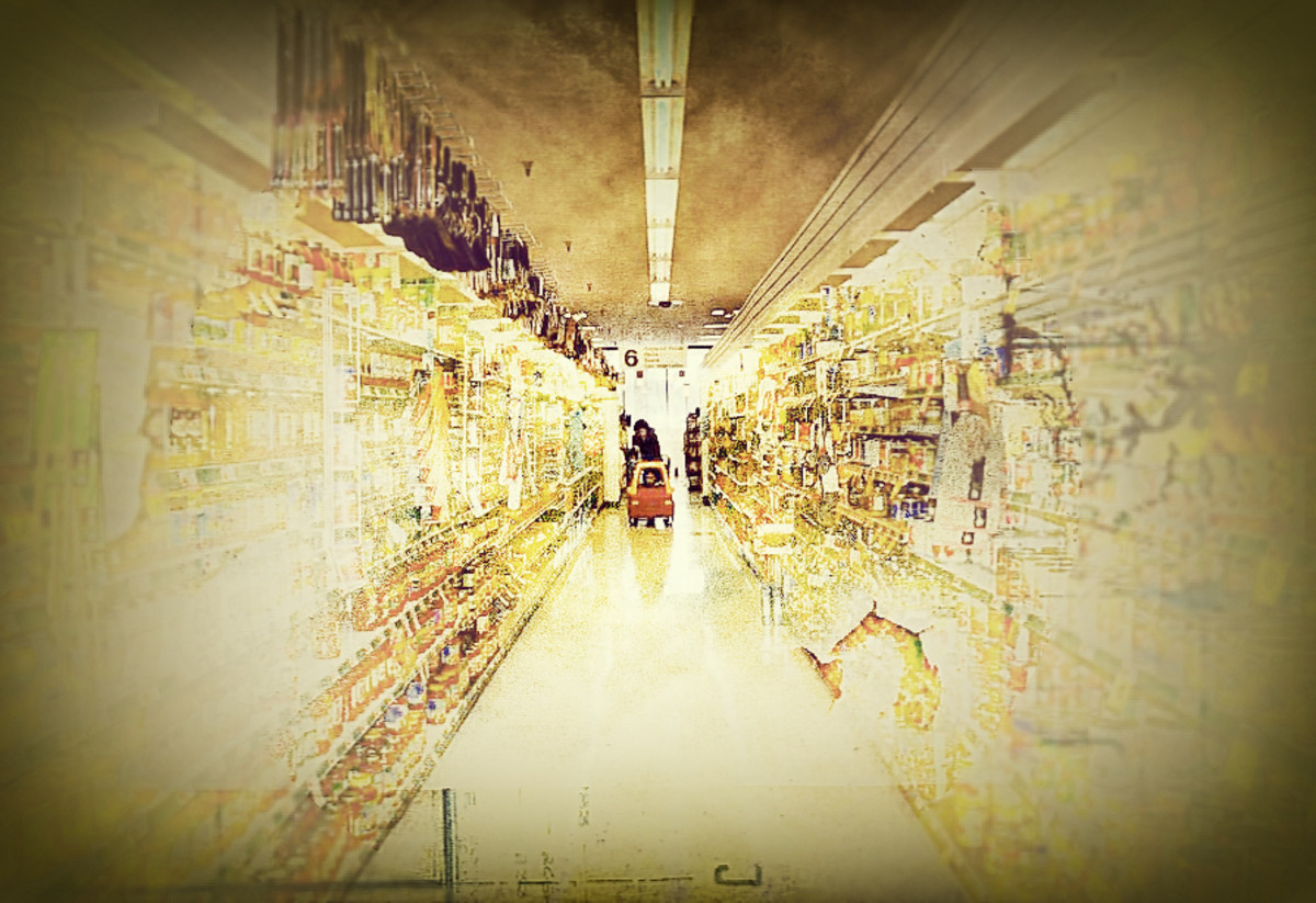 How Your Local Supermarket Is Designed to Spark Spending Sprees