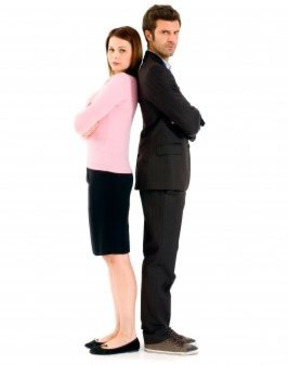 Working With an Ex: How to Work With an Ex Girlfriend, Boyfriend, Husband or Wife