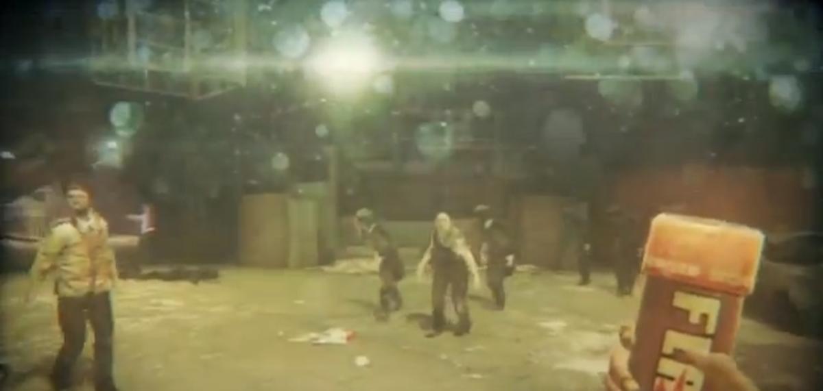 ZombiU walkthrough, Part Twenty-One: The Arena