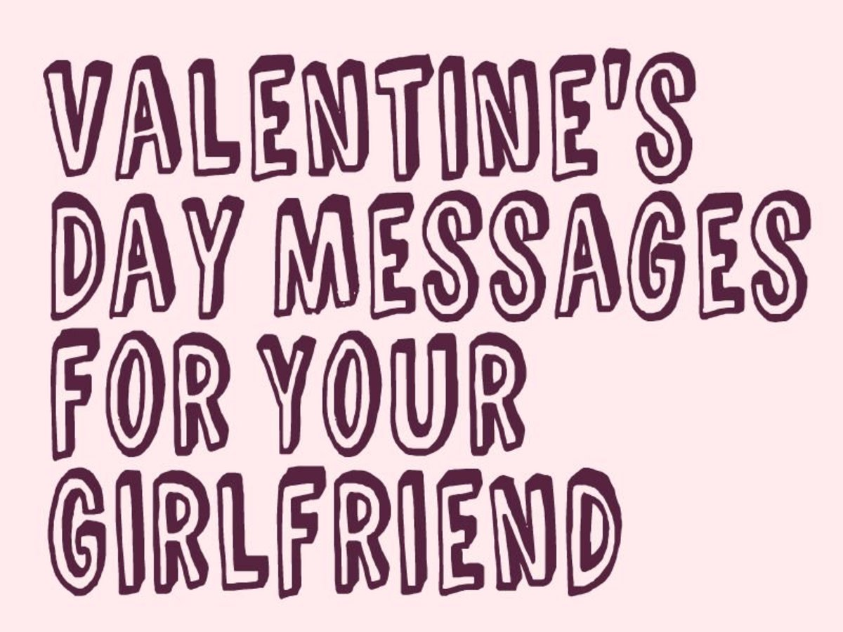 what to write in a valentines day card for your girlfriend holidappy