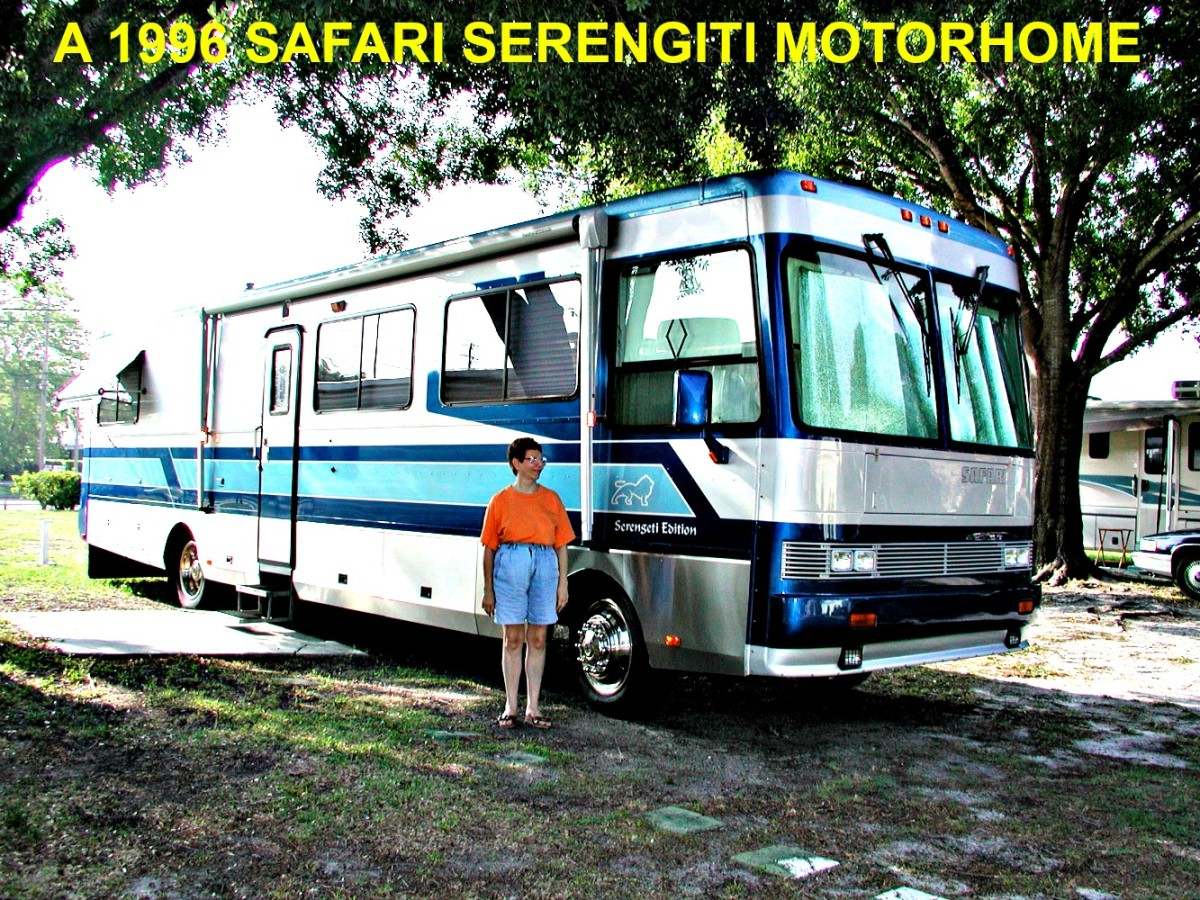 The 1996 Safari Serengeti Is Perfect for Living and Travel