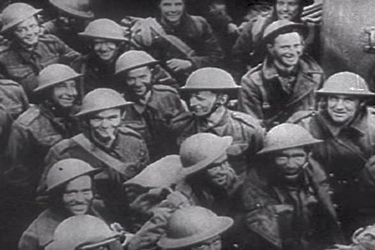 More than 300,000 Allied soldiers were evacuated from the beaches of Dunkirk in 1940. Among them was my granddad, Sgt. William 'Jim' Marsh, Royal Artillery.