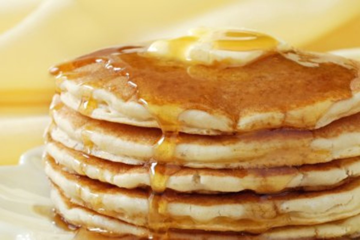 How to make quick and delicious pancakes from scratch delishably ccuart Images