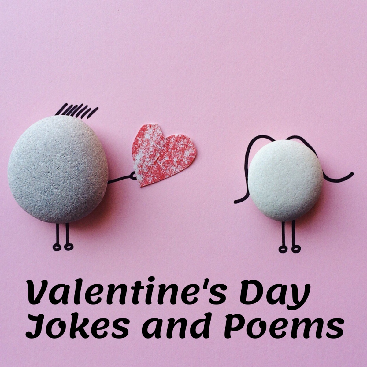 These Valentine's Day jokes and poems are sure to put you in a good mood.