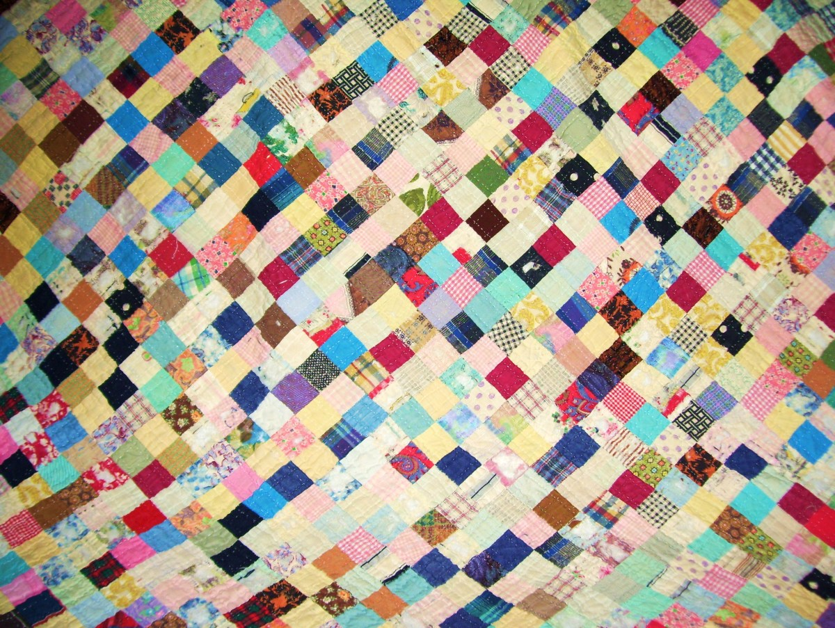 Grandmother's Quilts | FeltMagnet : when did quilting begin - Adamdwight.com