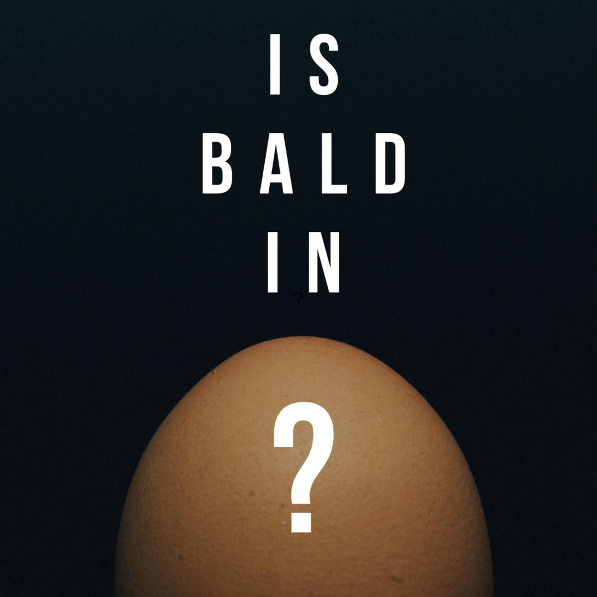 Do Women Find Bald Men Attractive?
