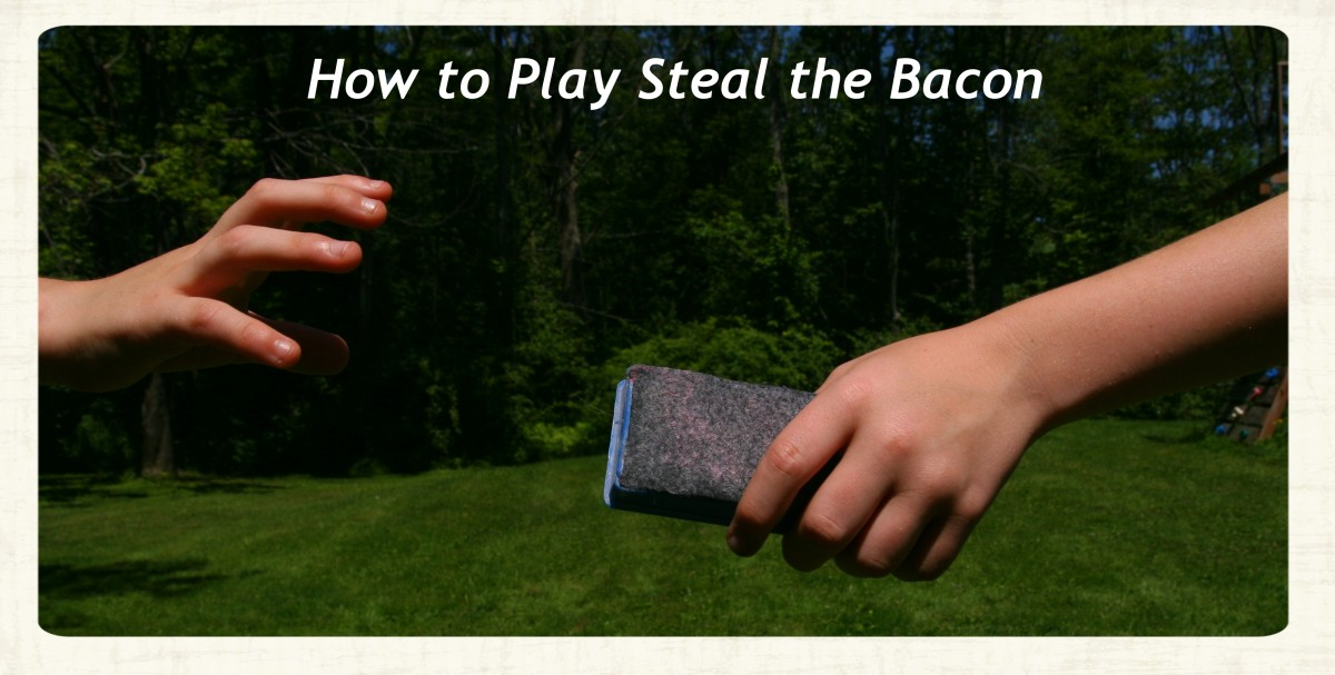 "How to Play the ""Steal the Bacon"" Children's Game"