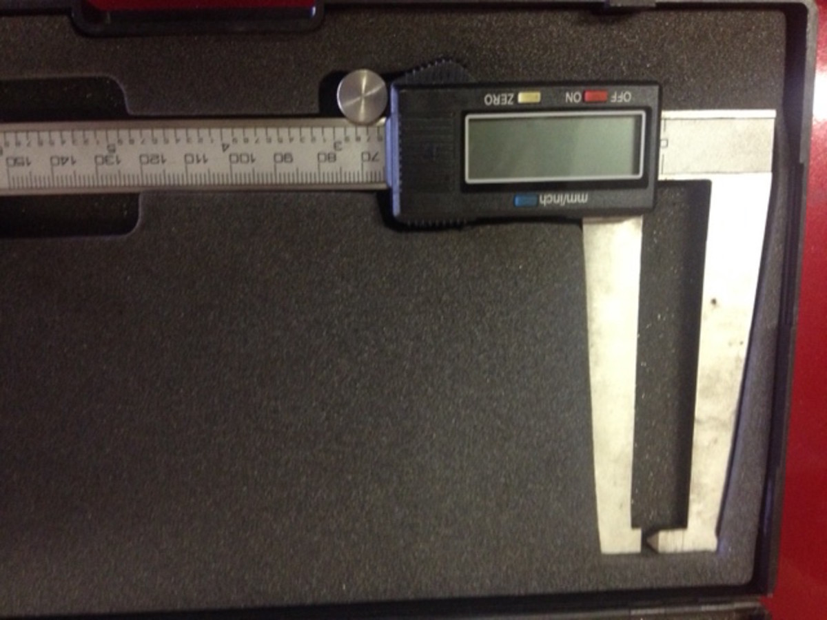 A Brief History and Usage of Vernier Calipers