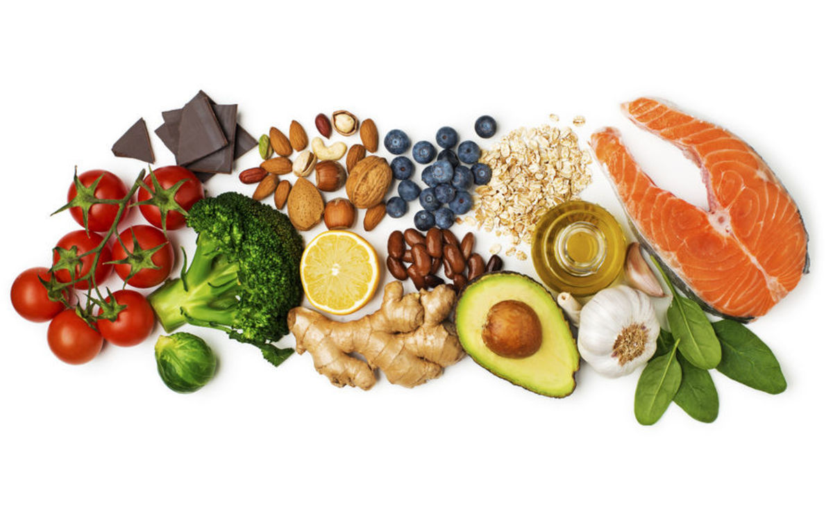 How Natural Foods Burn More Calories