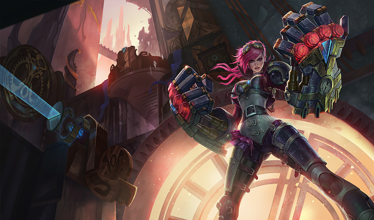 League of Legends (LoL): Tips and Tricks for Playing Vi
