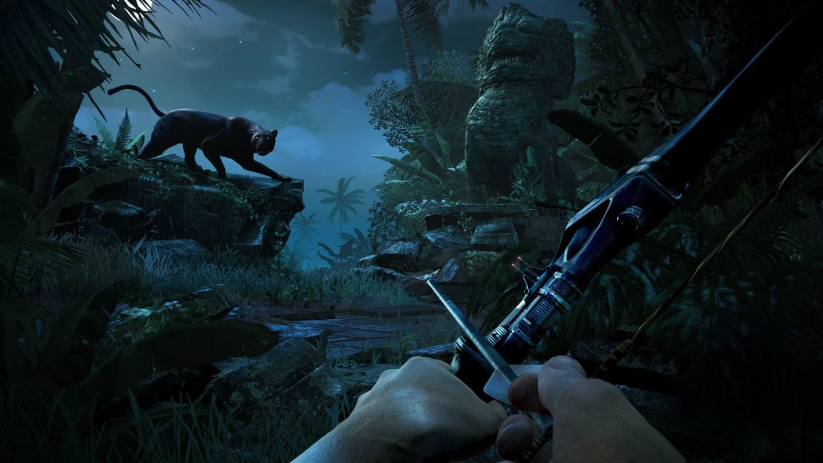 Far Cry 3 Tactics: Best Stealthy Skill Build