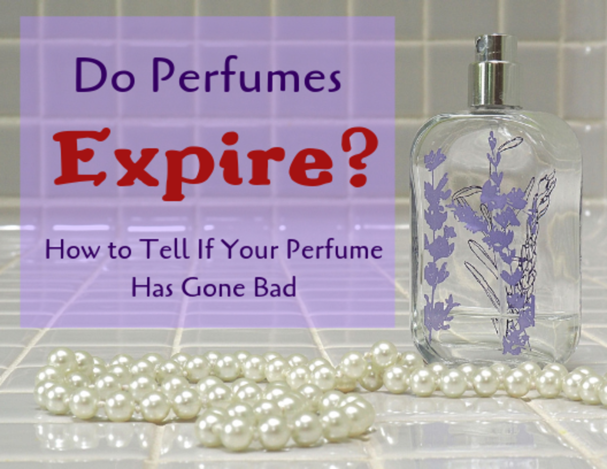 Do Perfumes Go Off? How to Tell If Perfume Has Expired