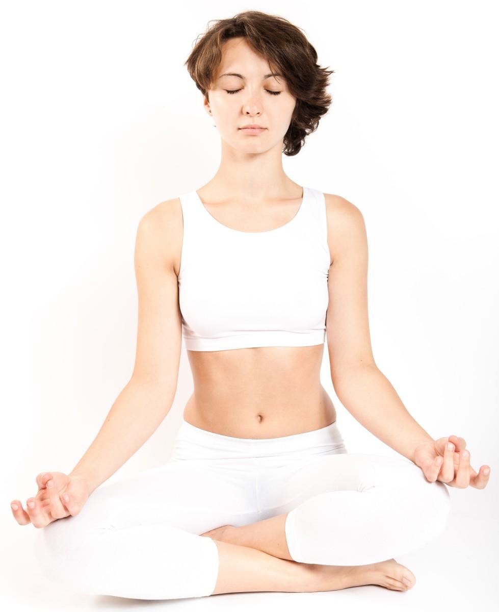 The Lotus Position (yoga)