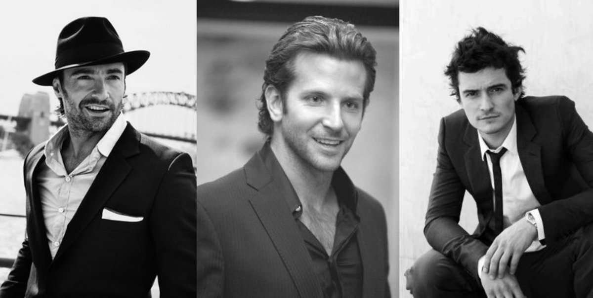 Hugh Jackman, Bradley Cooper and Orlando Bloom portray the image of being the perfect gentlemen. How do they do it? It takes more than a nice suit. Read on and find out how you can be a gentleman on your first date.