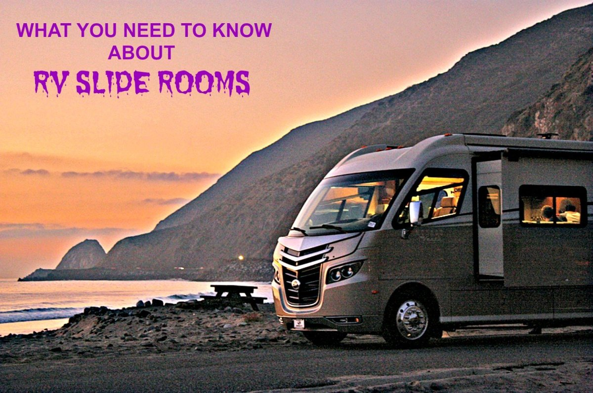 What Every RV Owner should know about slide out rooms.