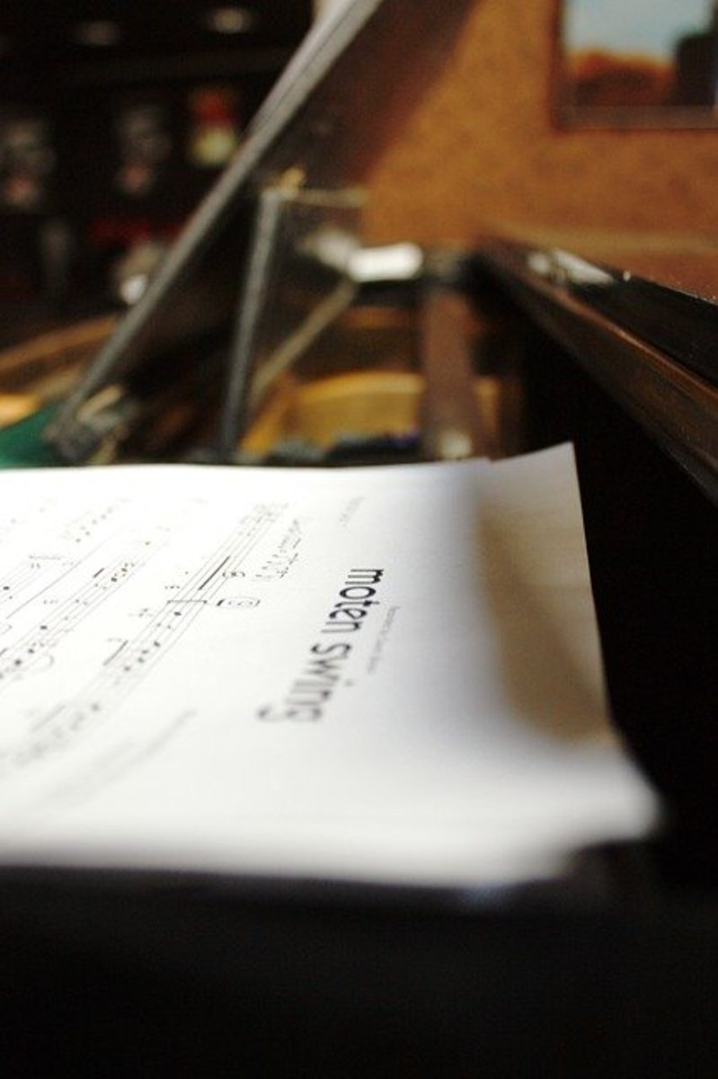 Follow a step-by-step guide to write jazz music at the piano