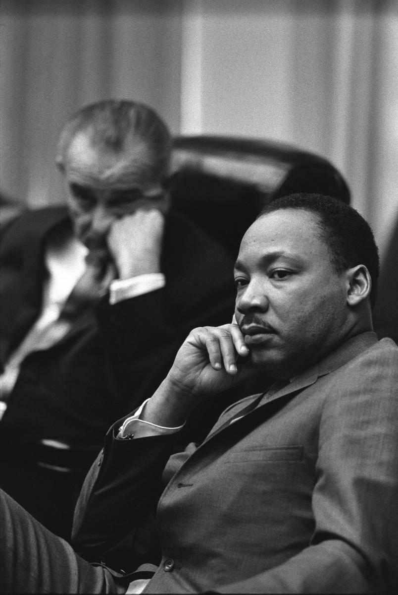 "Imagery in Martin Luther King Jr.'s ""I Have a Dream"""