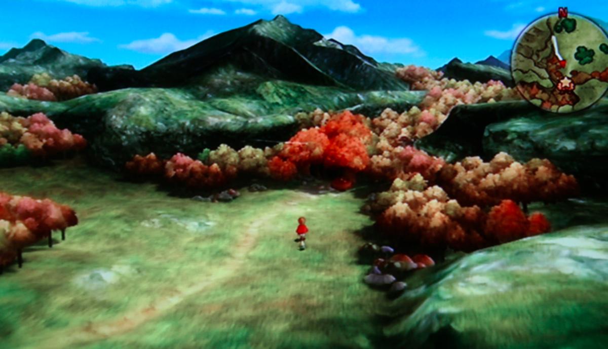 Ni no Kuni walkthrough, Part Nine: Golden Grove