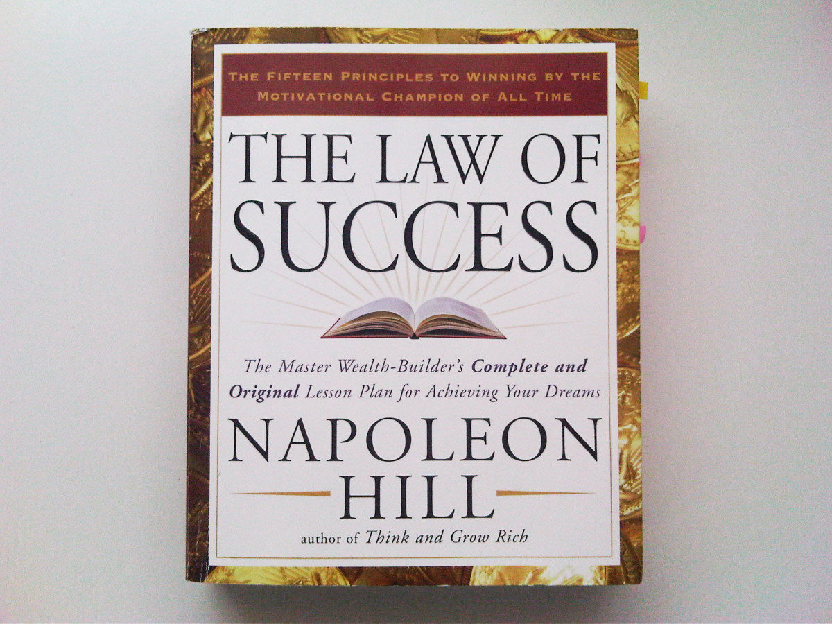 The Law of Success by Napoleon Hill, Penguin Group (USA), Inc.
