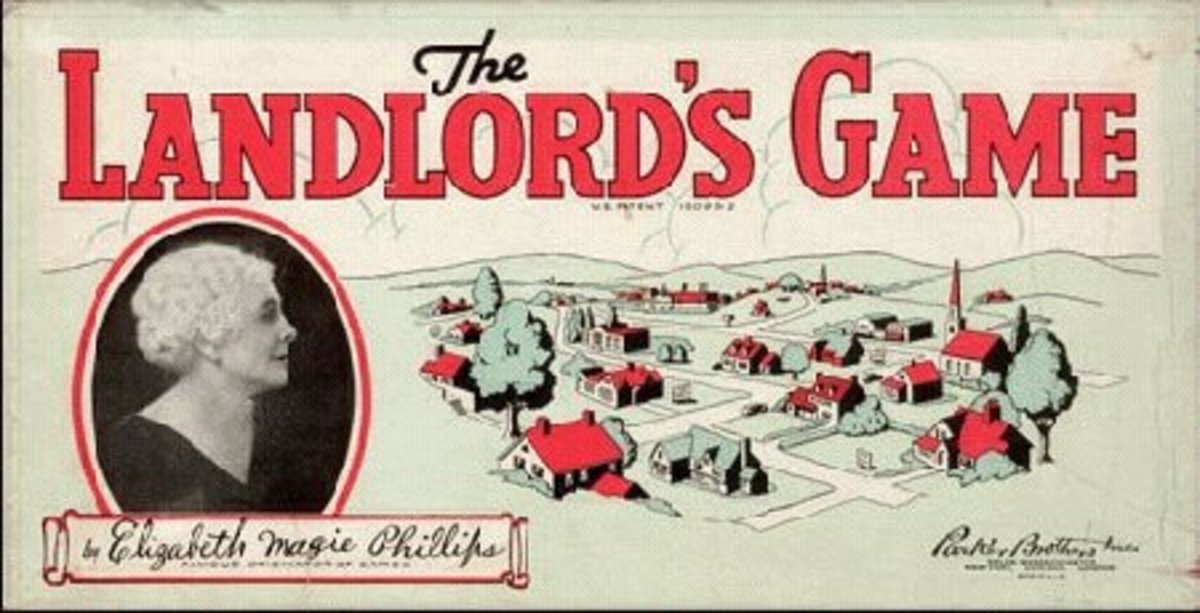 Monopolizing Monopoly: Elizabeth Magie & the Landlord's Game