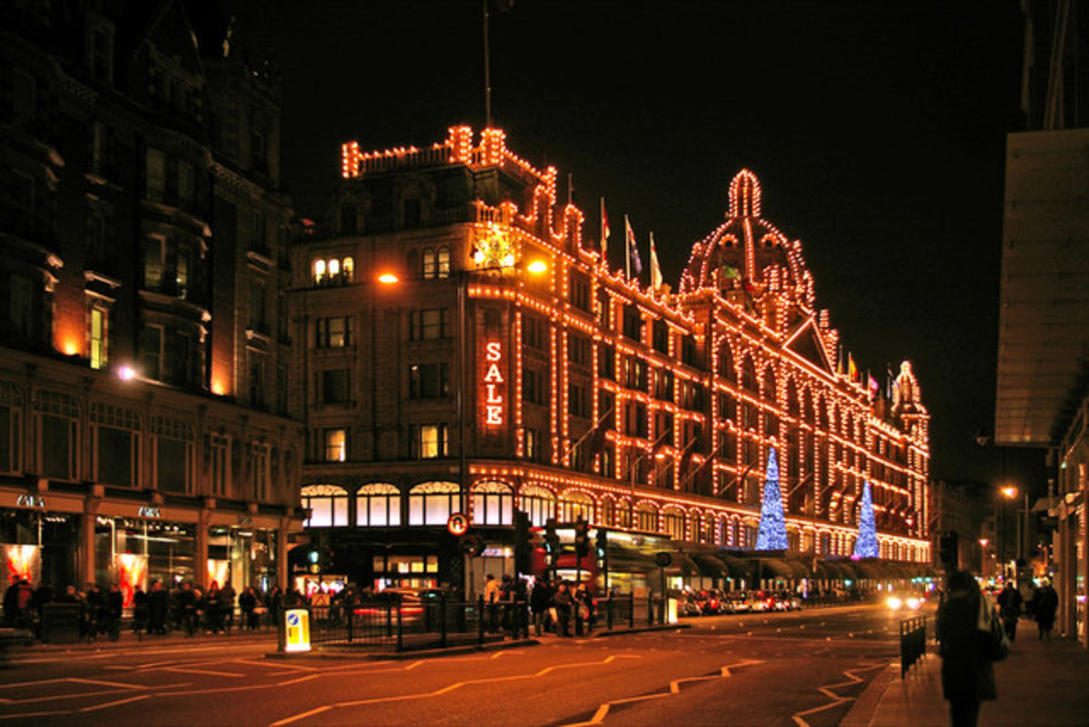 A Brief History of Knightsbridge, London