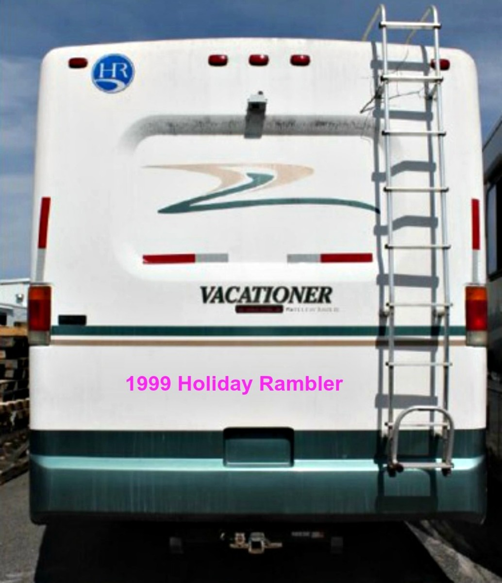 The 1999 Holiday Rambler Is A Great Coach to Own