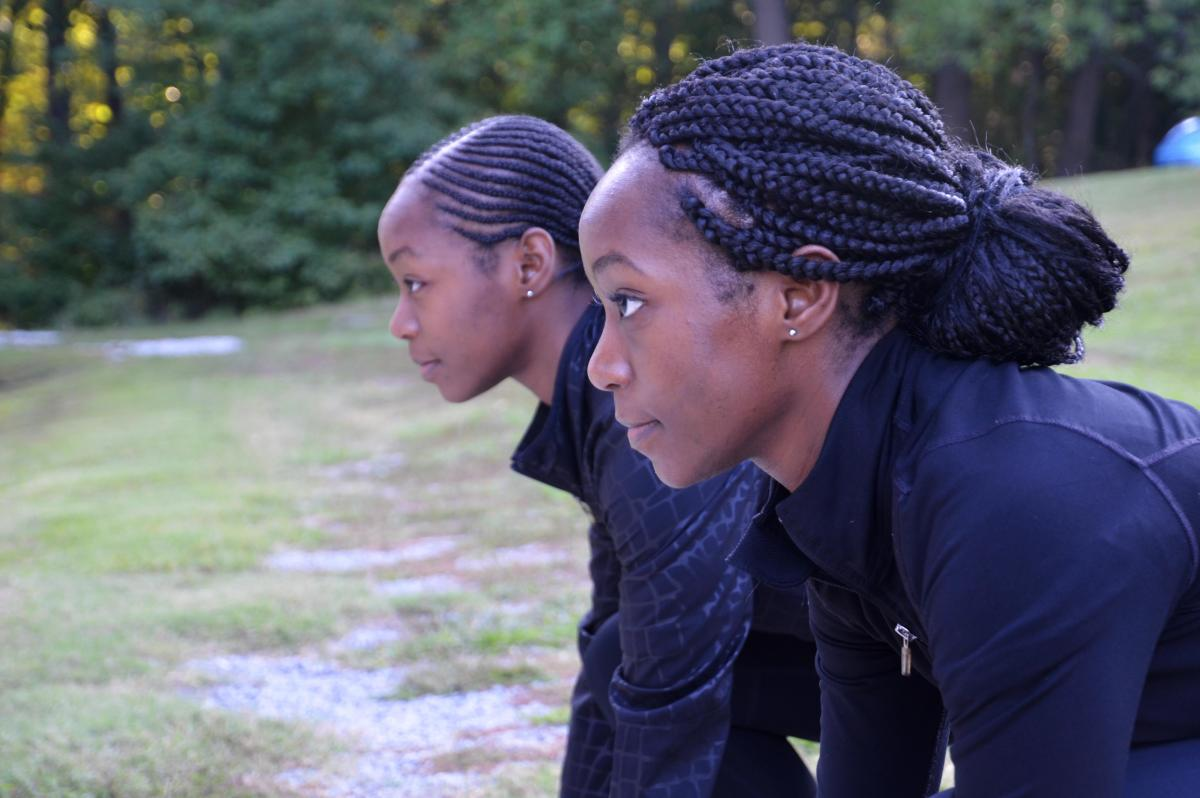 Cornrows are a great option for black women in the military.