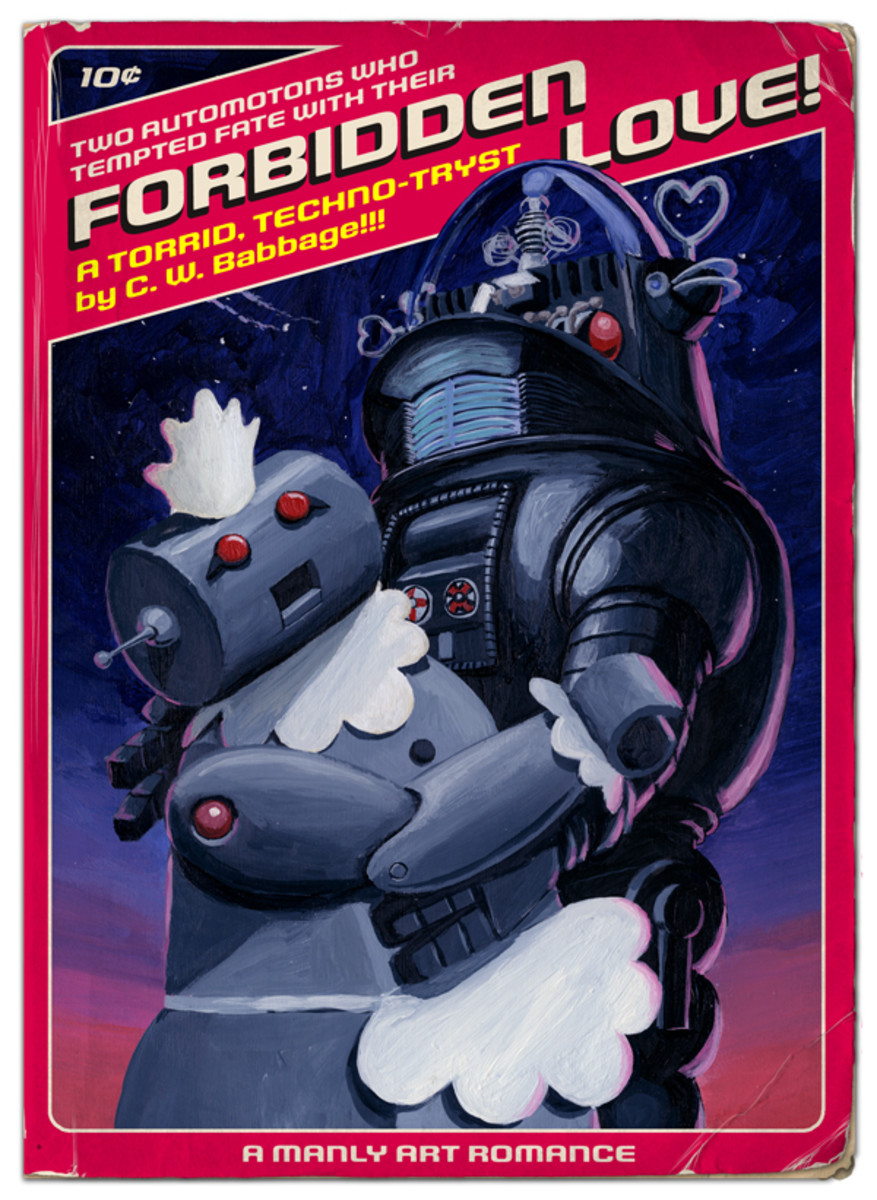 """""""Robby the Robot"""" Television Shows"""
