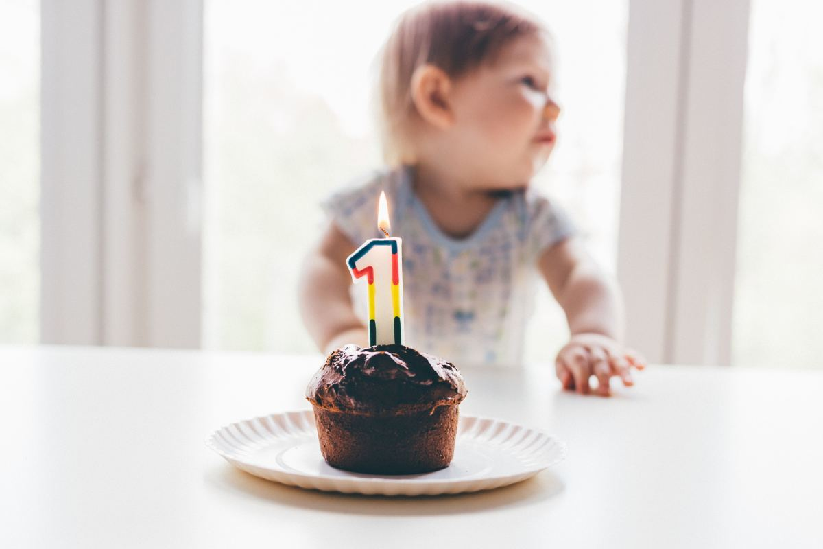 50+ First Birthday Wishes, Poems, and Messages