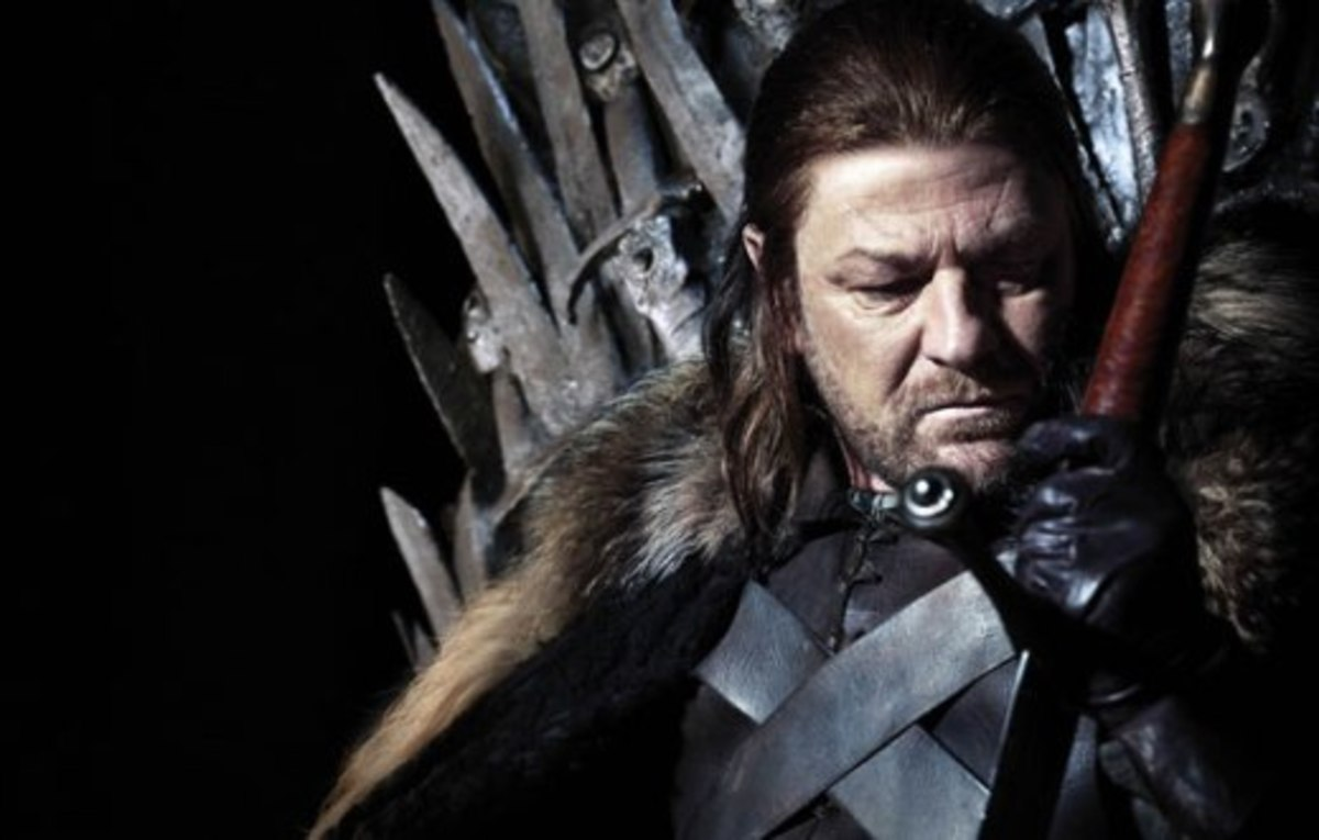Lord Eddard Stark (Sean Bean)