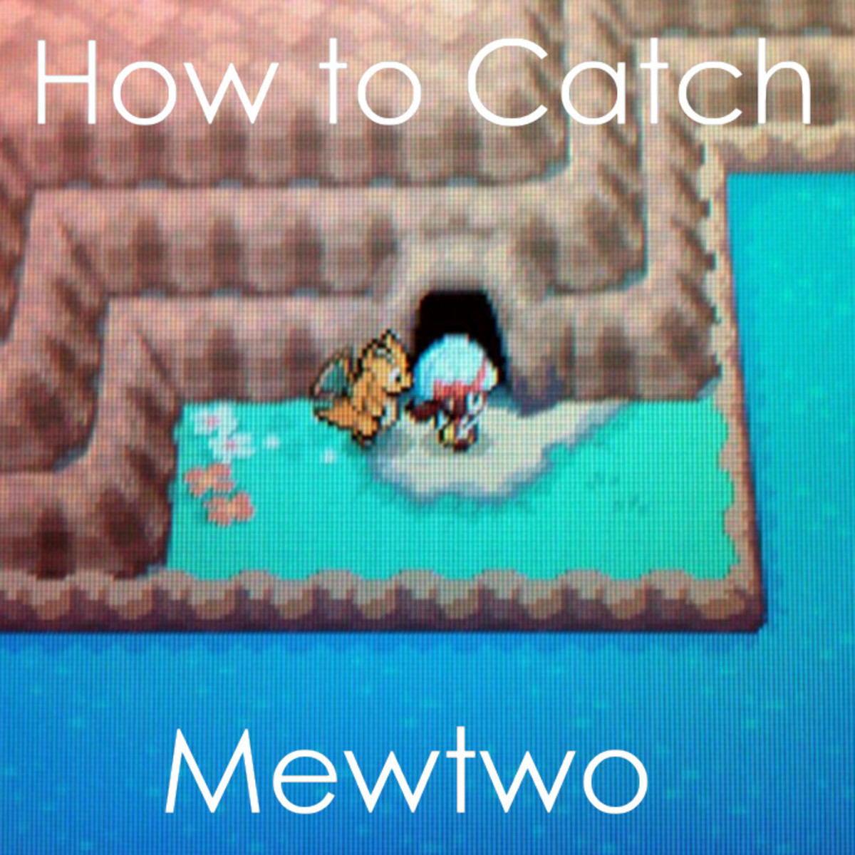 How to Catch Mewtwo in Any Pokémon Game