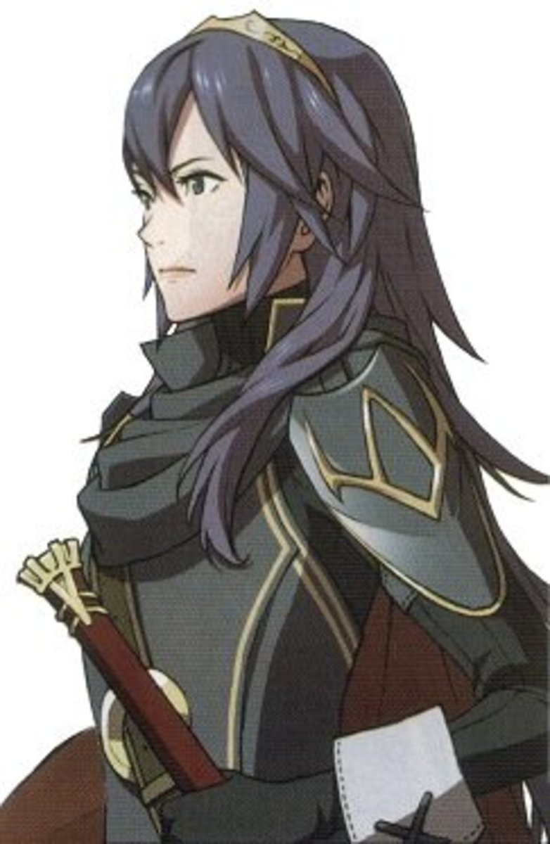 Fire Emblem: Awakening Child Units - Lucina Info